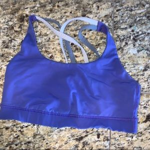 lululemon energy sports bra